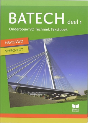 Afbeeldingen van BATECH Havo/Vwo en Vmbo-Kgt Tekstboek 1