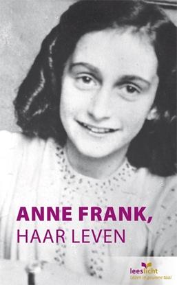 Afbeeldingen van Anne Frank, haar leven