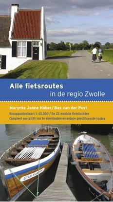 Afbeeldingen van Alle fietsroutes in de regio Zwolle