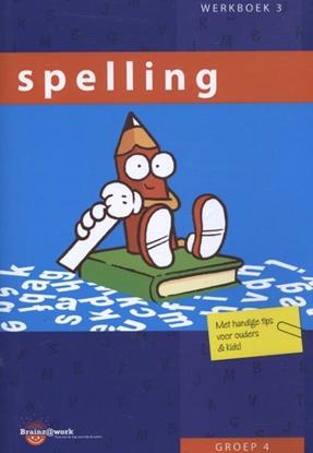 Afbeeldingen van Brainz@work Spelling Groep 4 Werkboek 3