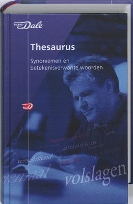 Afbeeldingen van Van Dale Thesaurus
