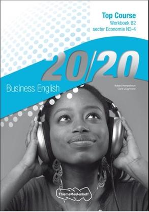 Afbeeldingen van 20/20 Business English Economie N3-4 Werkboek B2