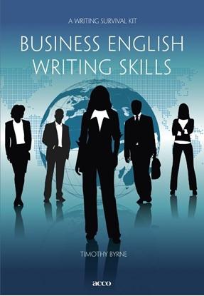 Afbeeldingen van Business English writing skills