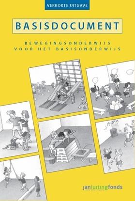 Afbeeldingen van Basisdocument bewegingsonderwijs voor het basisonderwijs - verkorte uitgave