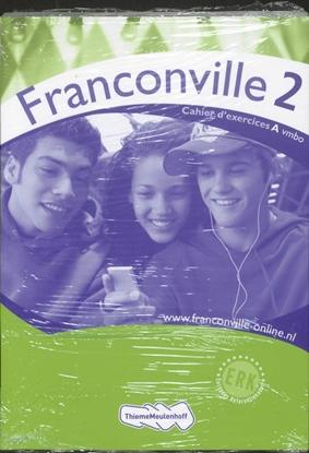 Afbeeldingen van Franconville A + B set 2 ex 2 vmbo Cahier d'exercices