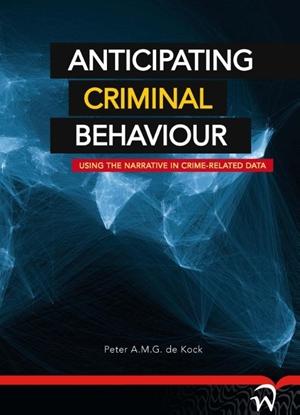 Afbeeldingen van Anticipating criminal behaviour