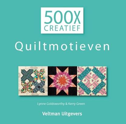 Afbeeldingen van 500x creatief Quiltmotieven
