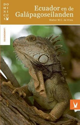Afbeeldingen van Dominicus landengids Ecuador en de Galápagoseilanden