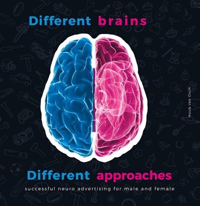 Afbeeldingen van Different brains, different approach