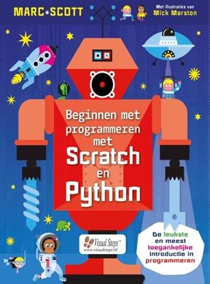 Afbeeldingen van Beginnen met programmeren met Scratch en Python