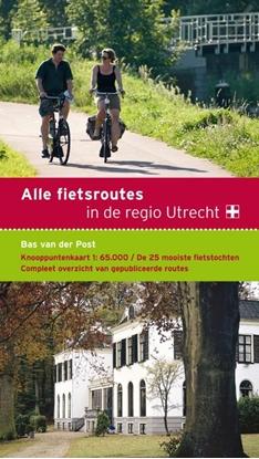 Afbeeldingen van Alle fietsroutes in de regio Utrecht