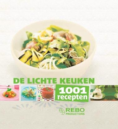Afbeeldingen van 1001 recepten De lichte keuken