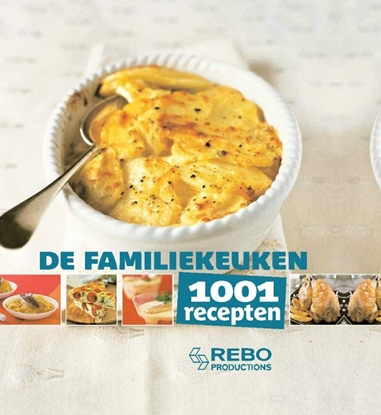 Afbeeldingen van 1001 recepten De familiekeuken