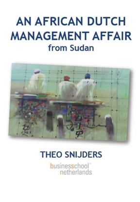 Afbeeldingen van An African Dutch Management Affair from Sudan
