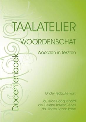 Afbeeldingen van Taalatelier Docentenversie Woordenschat: woorden in teksten