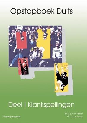 Afbeeldingen van Opstapboek Duits set 2 dln Klankspellingen, Opbouwspelling I & II