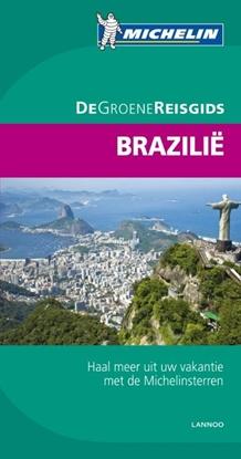 Afbeeldingen van Groene Michelingids De Groene Reisgids Brazilie