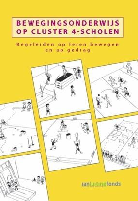 Afbeeldingen van Bewegingsonderwijs op cluster 4-scholen