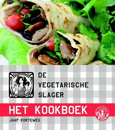 Afbeeldingen van De vegetarische slager - het kookboek