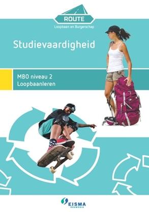 Afbeeldingen van Route loopbaan & burgerschap Studievaardigheid; MBO niveau 2