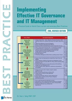 Afbeeldingen van Best practice Implementing effective IT Governance and IT Management