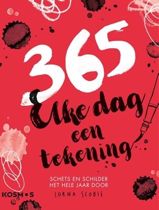 Afbeeldingen van 365 Elke dag een tekening