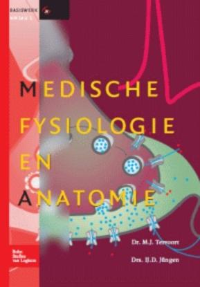 Afbeeldingen van Basiswerk V&V Medische fysiologie en anatomie