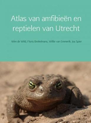 Afbeeldingen van Atlas van amfibieën en reptielen van Utrecht