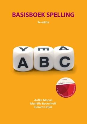 Afbeeldingen van Basisboek spelling met MyLab NL toegangscode