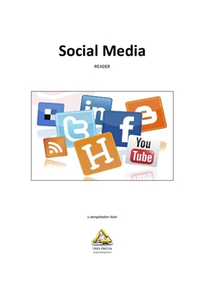 Afbeeldingen van Social media reader