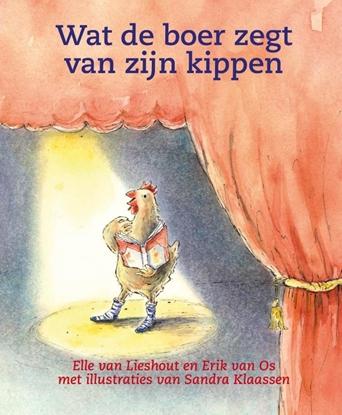 Afbeeldingen van Applaus voor jou - theaterlezen Wat de boer zegt van zijn kippen