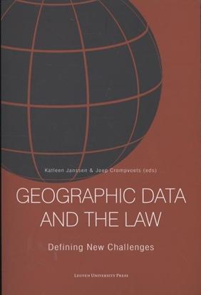 Afbeeldingen van Geographic data and the Law