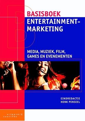 Afbeeldingen van Basisboek entertainmentmarketing