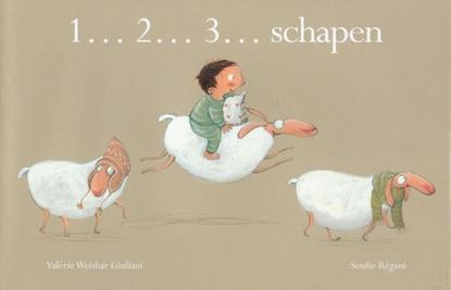 Afbeeldingen van 1...2...3 schapen