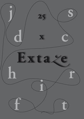 Afbeeldingen van 25 x Extaze