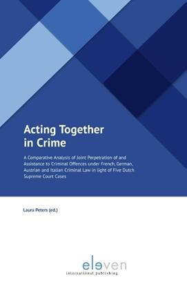 Afbeeldingen van Acting Together in Crime