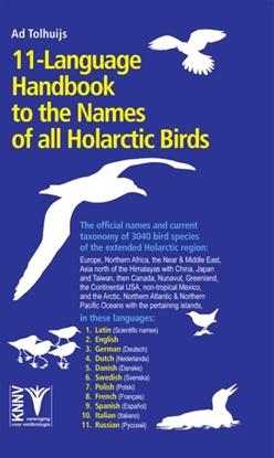Afbeeldingen van 11-language Handbook to the Names of all Holarctic Birds