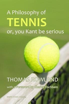 Afbeeldingen van A philosophy of tennis