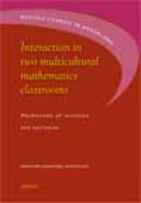Afbeeldingen van Interaction in two multicultural mathematics classrooms