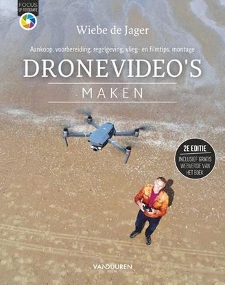 Afbeeldingen van Focus op fotografie Dronevideo's maken