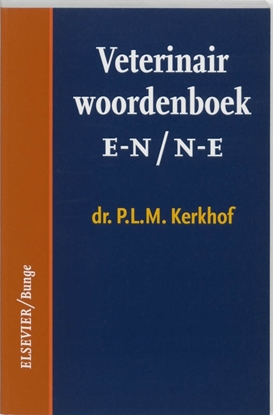 Afbeeldingen van Veterinair woordenboek E-N/N-E