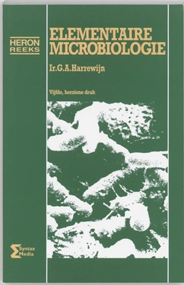 Afbeeldingen van Heron-reeks Elementaire microbiologie