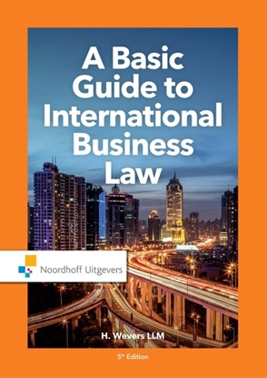 Afbeeldingen van A Basic Guide to International Business Law