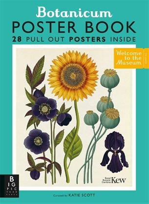 Afbeeldingen van Botanicum Poster Book