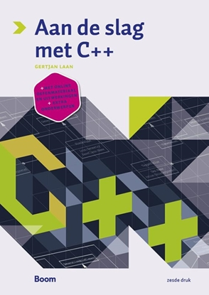 Afbeeldingen van Aan de slag met C++