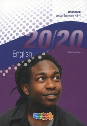Afbeeldingen van 20/20 English handboek sector techniek N3-4