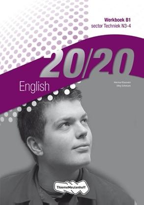 Afbeeldingen van 20/20 English sector techniek N3-4 Werkboek B1