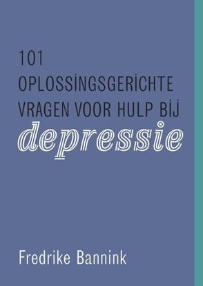 Afbeeldingen van 101 oplossingsgerichte vragen voor hulp bij depressie
