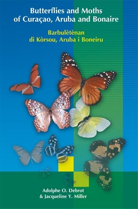 Afbeeldingen van Butterflies and Moths of Curacao, Aruba and Bonaire