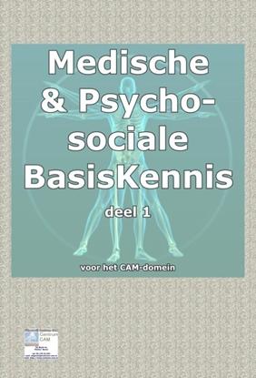 Afbeeldingen van Boeken in het kader van de CPION geaccrediteerde opleidingen Medische basisKennis & psychosociale basiskennis voor het CAM domein 1